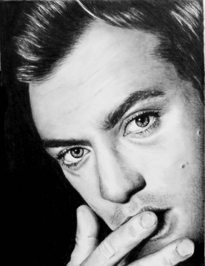 Jude Law by JRFortson